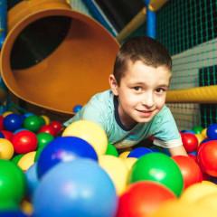 Строительство детского парка развлечений