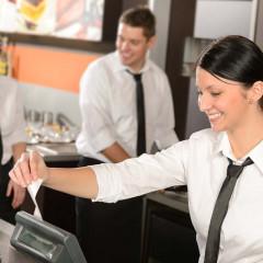 Чек-лист контроля рабочего места Кассира кафе